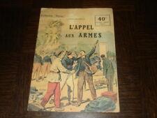 L'APPEL AUX ARMES - J. François-Oswald - Coll. Patrie n° 42 - 14-18