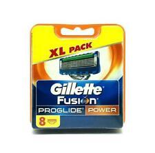 Gillette Fusion Proglide Power Rasierklingen 8er Pack