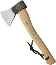 Prandi Camp Hatchet Axe German Camping Italy Carbon Steel Hickory Handle 0306TH