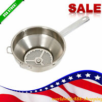 Kitchen Durable Grater Food Mill Masher Ricer Strainer Potato + 3 Milling Discs.