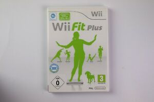Wii Fit Plus (game only) (Wii)