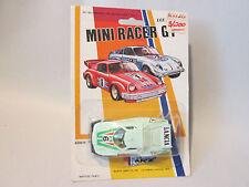 1977 Marz Karz Mini Racer GT #6 LANCIA STRATOS TURBO 1:61 Car #20016 HK MOC