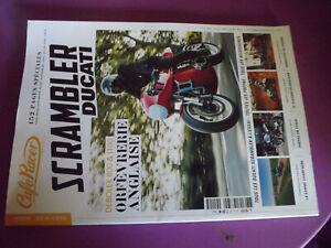 28DN Revue Scrambler Ducati HS n°15 Debolex 800 & 1100 / Scrambler mono / 400 Si