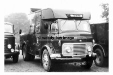 rp17726 - Manchester Corporation Commer Lorry - photograph 6x4