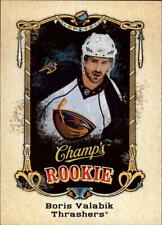 2008-09 Upper Deck Champ's Hockey Rookie Card RC Singles - You Choose