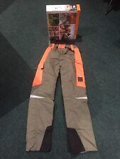 STIHL 'CLASSIC' DEISGN A CHAINSAW TROUSER waist 36-38 leg 32 inches