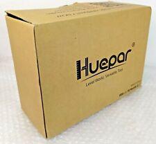 HUEPAR 360 Self-Leveling Cross Line Laser Level Green Beam with Hard Case