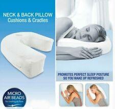 Side Sleeper U-Shaped Pillow Sleep Buddy Orthopaedic Back Neck Support 2019