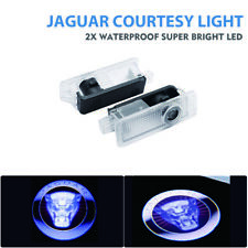2x Fit Jaguar Cree LED Projector Car Door Light Courtesy Entrying logo light AU