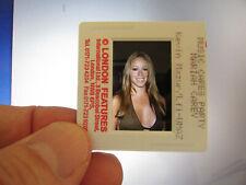 More details for original press photo slide negative - mariah carey - 2000's - g