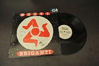 LP 33 NUOVI BRIGANTI RAP HIP HOP X RECORDS ITALY 1992