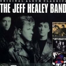 Jeff Healey-Original Album Classics 3 CD rock NEUF