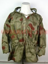 WW2 German Heer & Luftwaffe Tan & Water Camo (44 pattern) Sniper Smock Size S