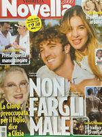 Novella 2020 29.Clizia Incorvaia-P.Ciavarro,Elisabetta Gregoraci,Roberto Farnesi