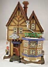 "D56 Dickens Village ""Lydby Trunk & Satchel Shop"" Manchester Square #58301  NOS"