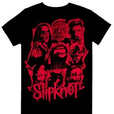 Slipknot - W.A.N.Y.K. We Are Not Your Kind Red Group Official Licensed T-Shirt