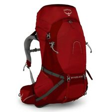 Osprey Atmos AG 65 Hiking Backpack Large Rigby Red