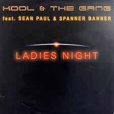 Kool & The Gang CD Single Ladies' Night - France (VG/VG+)