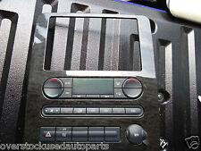 radio bezel heater display AC controls TC OFF hazard switch trim oc13a022