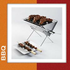 BBQ Nano Compact Portable Barbeque Grill for Outdoor Camping Picinic Home Party