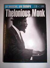 COFFRET 1 CD + 1 LIVRE THELONIOUS MONK CRISS CROSS