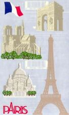 Mrs Grossman's Paris Eiffel Tower Arc   Stickers