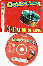 MAXI CD SINGLE 4T CATCHY TUNE GENERATION OF LOVE DE 1996 MADE IN GERMANY