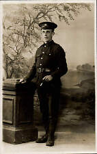Colchester Studio Photo. Soldier by London Portrait Co. ( Late Stringer ), C~.