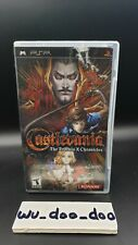 Castlevania: The Dracula X Chronicles (Sony PSP, 2007) | CIB | COMPLETE | VG
