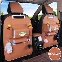 1 Stück Auto Rückenlehnenschutz Autositz Organizer KFZ Aufbewahrungstasche