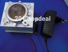 100w High Power Led Cooling Fan Aluminium Heatsinklenepower Supply Adapter Kit