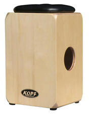 Kopf Percussion Birch Series DeUno Cajon Box Drum Made In USA