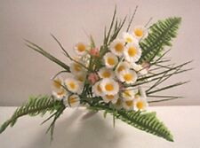 Artificial flowers & plants silk Daisy Bush F24 - SPECIAL CLEARANCE PRICE!!