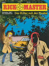 Rick Master  Band 5 - Koralle Verlag