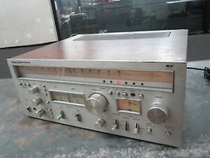 MCS  MODULAR COMPONENT SYSTEMS 3253 VINTAGE MONSTER STEREO RECEIVER SERVICED