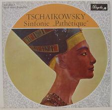 "Tchaikovsky Symphony no. 6 PATHETIQUE CHICAGO Rafael Kubelik 12 "" LP (F46)"