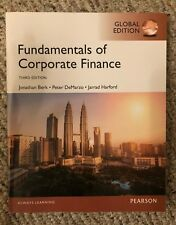 Fundamentals of Corporate Finance Third Edition (Global Edition) by Pearson