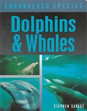 DOLPHINS & WHALES Stephen Savage **GOOD COPY**