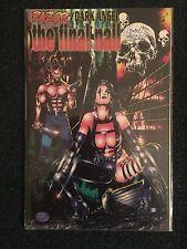 Razor / Dark Angel The Final Nail (1994) #1 signed by creator Hart Fisher!