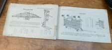 Children's Book, Toys, Manual for Structo Building & Engineering Models, Vintage