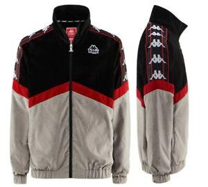 Retro Kappa Jacket - Authentic Cabrini