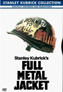 FULL METAL JACKET New Sealed DVD