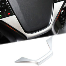 For Hyundai Sonata LF 2015-2017 Chrome Steering Wheel Cover Trim Insert Badge