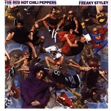 Red HOT CHILI PEPPERS FREAKY STYLEY (1985/90) CD []