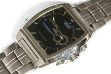 Casio Edifice EFA-120 watch for parts/hobby/watchmaker - 140533