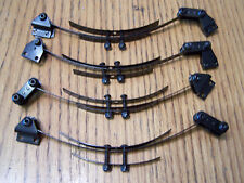 RC4WD Trail Finder 2 Soft Steel Leaf Springs Shackles Mounts Kit Shoulder Screws