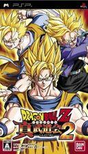 [FROM JAPAN][PSP] Dragon Ball Z: Shin Budokai 2 [Japanese]