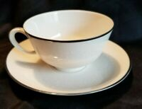 Noritake Montblanc 7527 Japan 4 Cups and Saucer Sets
