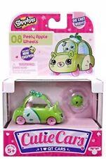 🍏Shopkins Cutie Cars #08 Peely Apple Wheels With Mini Shopkin Exclusive🍏