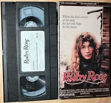 THE TALE OF RUBY ROSE (vhs) Melita Jurisic, Chris Haywood. VG Cond. Very Rare NR